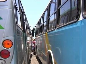 Linhas de ônibus serão alteradas (Foto: Reprodução/TV Tapajós)