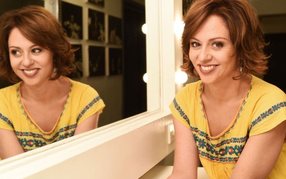 Guta Stresser,atriz (Foto:  Camila Marchon/ ÉPOCA)