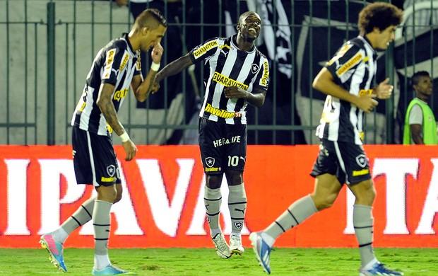 Seedorf gol Botafogo (Foto: AGIF)