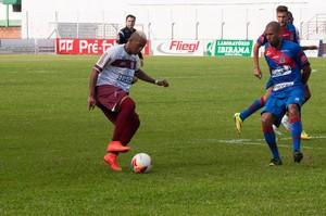 Thiago Santana Caça-Rato (Foto: Orlando Pereira/CAHA)