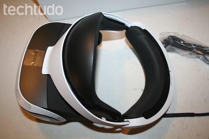 Como instalar e usar o PS VR (Foto: Felipe Vinha/TechTudo)