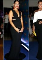 Mel Fronckowiak é eleita a mais bem-vestida na festa de 'Velho Chico'