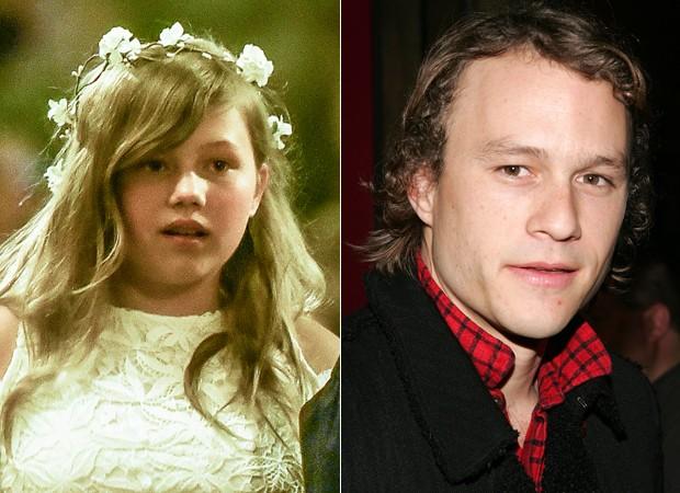 Matilda é filha de Heath Ledger, que morreu em 2007 (Foto: The Grosby Group)