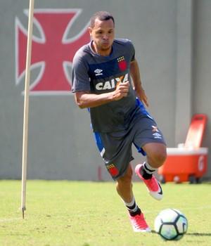 Luis Fabiano Vasco (Foto: Paulo Fernandes / Vasco)