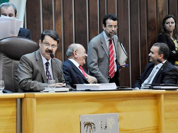 Lei de Diretrizes Orçamentárias teve 32 emendas dos deputados (Foto: Divulgação/Assembleia Legislativa)