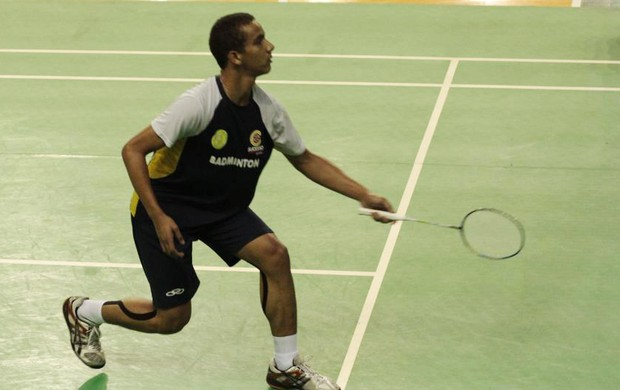 Francielton Farias Badminton Piauí (Foto: Reprodução/ Facebook)