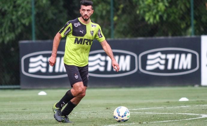 Dátolo treina na Cidade do Galo (Foto: Bruno Cantini/Flickr do Atlético-MG)