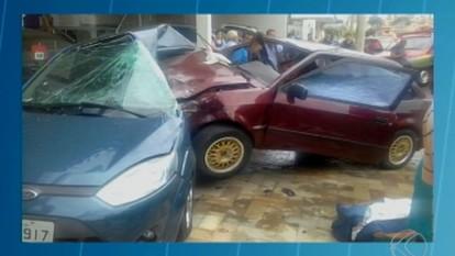 Motorista morre em Uberaba após perder o controle do veículo e bater