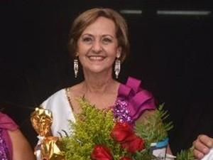Miss: Eulália Nunes Almeida Serpa (Foto: Divulgação/Renato Mendes Bragaia)