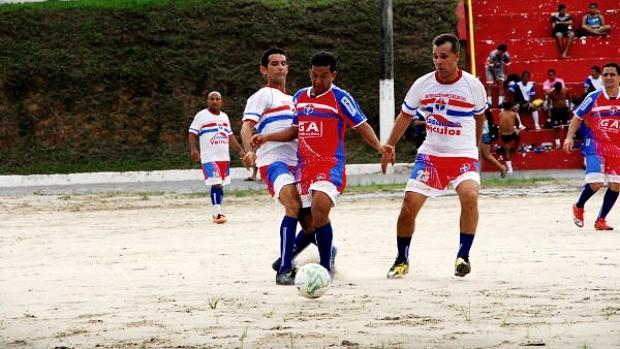 Campeonato reúne ex-craques de times como Fast e Nacional (Foto: Rui Costa / Divulgação)