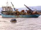 MPF reitera pedido de liminar para restringir dragagens na Baía de Santos
