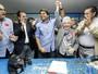 PDT oficializa apoio a Pedro Paulo e Cidinha Campos será vice da chapa
