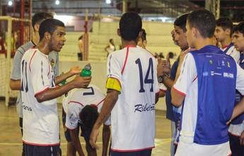 Goleadas ditam o ritmo do fim de semana no PE de Futsal; confira