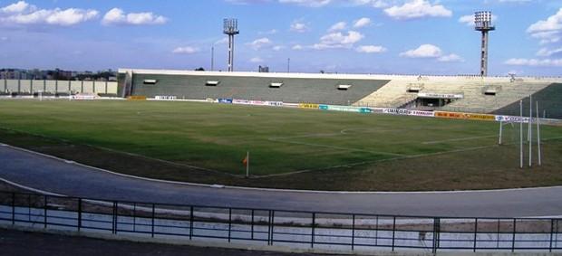Estádio Amigão, em Campina Grande (Foto: Divulgação / Treze)