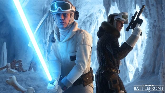 Star Wars Battlefront segue mais barato no Xbox (Foto: Divulgação/EA)