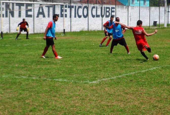 São Vicente x Flamengo de Pirajuí (Foto: Divulgação / SVAC)
