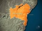 Criança de 4 anos e jovem morrem em acidente; três ficam feridos na BA
