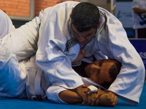 Mato-Grossense de Jiu-Jitsu (Foto: Júnior Martins)