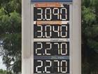 Litro da gasolina é vendido a R$ 3,04 em postos do Distrito Federal
