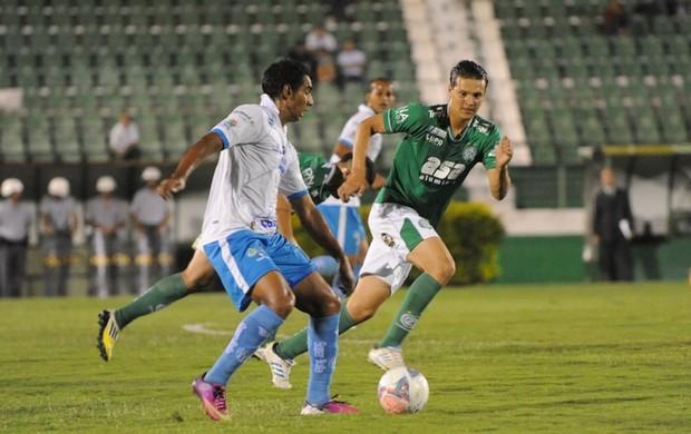 Guarani x Crac Felipe Merlo (Foto: Israel Oliveira / Guarani FC)
