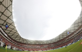 Com dois jogos, times do Rio superam todo o público da Arena AM em 2015