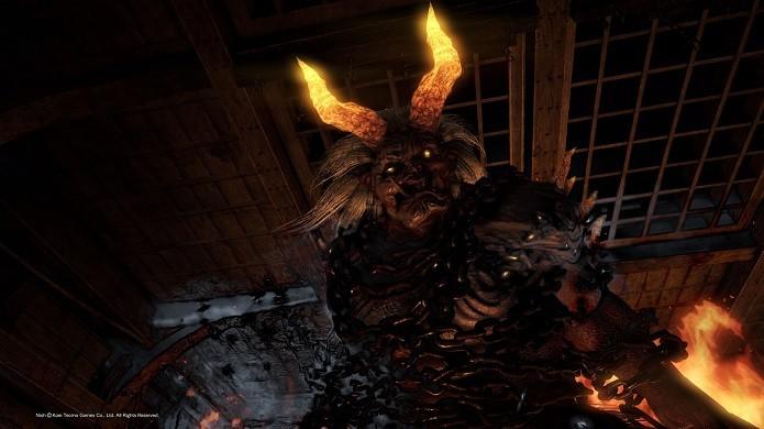 Nioh: use os espíritos para encarar inimigos mais poderosos (Foto: Reprodução/Victor Teixeira)