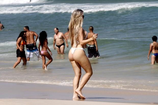 Veridiana Freitas (Foto: Marcos Ferreira/Fotorio News)