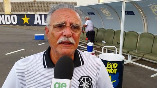 """""""Demos três gols de presente"""", afirma técnico do Rio Branco, após goleada"""