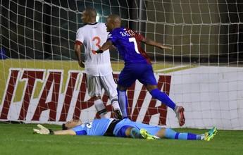 """Murilo Rangel exalta luta do Paraná contra o Vasco: """"Uma partida perfeita"""""""