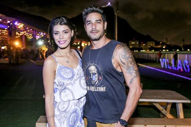Francieli Almeida e Diego Grossi (Foto: SR2 Fotografia)