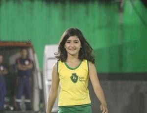 Safira Almeida, musa do Náuas Torneio Início 2013 (Foto: João Paulo Maia)