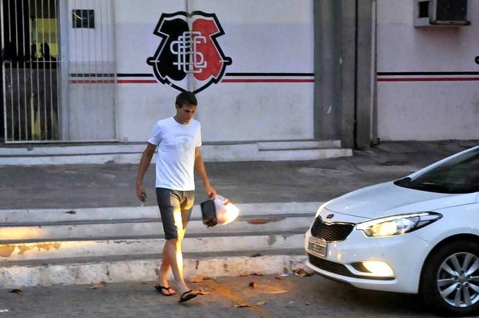 Alemão Santa Cruz (Foto: Aldo Carneiro / Pernambuco Press)