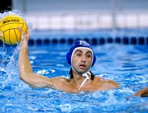 Manuel Estiarte pólo-aquático espanha (Foto: Agência Getty Images)