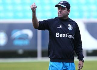 Enderson Moreira reencontrará o Goiás nesta quarta (Foto: Lucas Uebel/Grêmio)