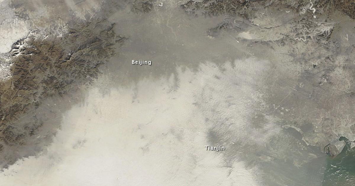 China lidera ações de combate à mudança climática, aponta estudo