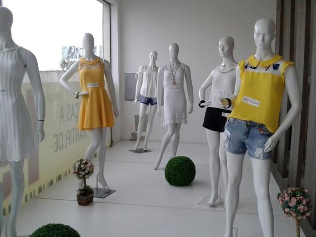 Jacutinga, confecções, vendas, tricô (Foto: Samira Guidi/Acija)