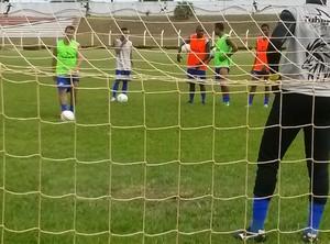 Sinop treinos 2015 (Foto: Divulgação/ Sinop)