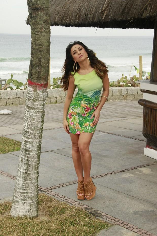 Sabrina Sato (Foto: Dilson Silva/Agnews)