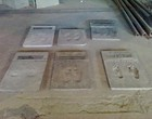 42 placas são restauradas e vão à Arena (Divulgação)