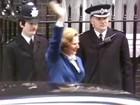 'Dama de ferro' Margaret Thatcher também tinha um lado 'dona de casa'