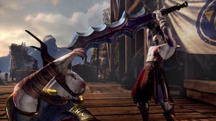 God of War: Ascension fica mais barato no Brasil (Foto: pcgamer.de)