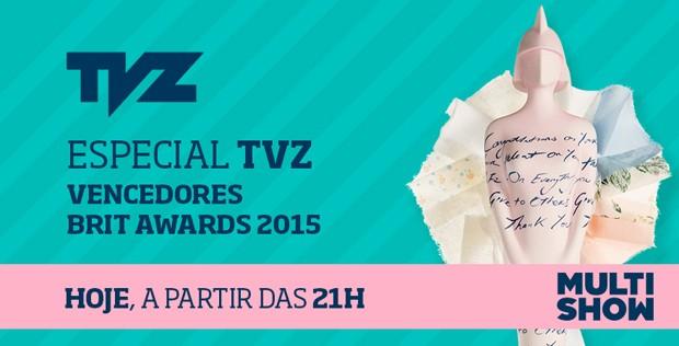 tvz brit awards (Foto: Divulgao)