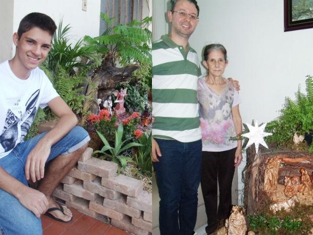 presepio itaúna (Foto: Prefeitura Itaúna/Divulgação)