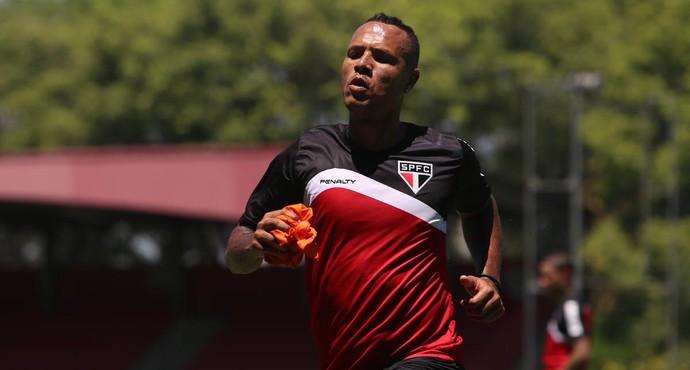 Luis Fabiano São Paulo (Foto: Rubens Chiri / site oficial do São Paulo FC)