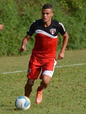 Auro São Paulo (Foto: Site oficial SPFC)