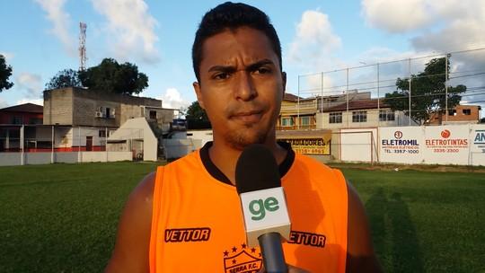 """Joabe destaca a """"legião"""" de ex-atletas do Espírito Santo que estão no Serra"""