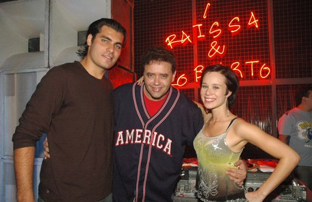 Em 'América', de Gloria Perez, ela gravou com Thiago Lacerda e DJ Marlboro. Na história, era Raíssa, uma patricinha que frequentava bailes funk TV Globo