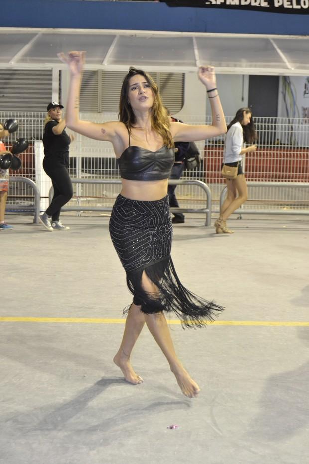 Thaila Ayala (Foto: Araújo e Eduardo Martins / CDC Shows e Eventos)