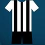 Uniforme tradicional, Botafogo (Foto: Reprodução/SporTV)