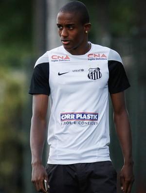 Caju lateral Santos (Foto: Ricardo Saibun / Divulgação Santos FC)